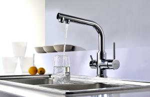 Смеситель для подключения к фильтру питьевой воды
