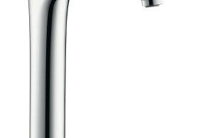 Hansgrohe_PuraVida_electronic_kitchen_mixer_chrome
